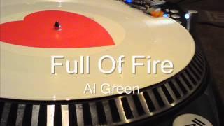 Full Of Fire   Al Green