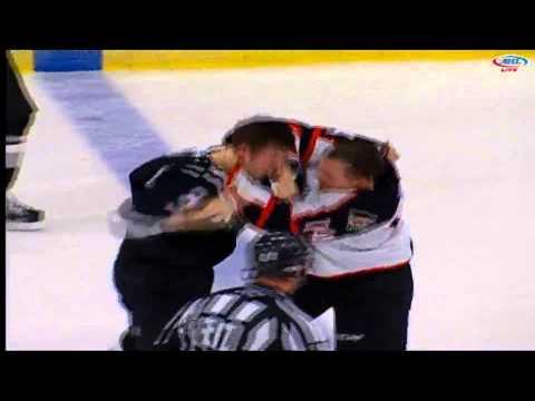 Kyle Hagel vs. Derek Forbort