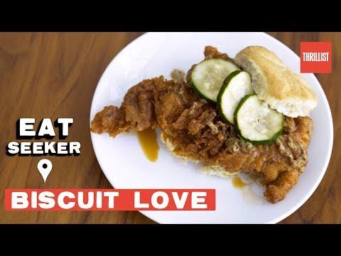 Nashville's Most Versatile Biscuits || Eat Seeker: Biscuit Love