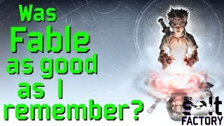 Was Fable as good as I remember?