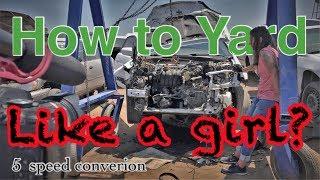 How to Yard Like A Girl