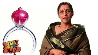 Monster Maasi On Onion Prices - What The Fish