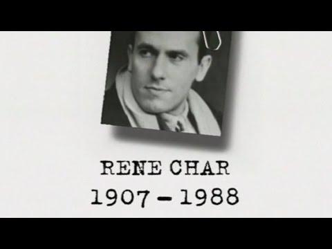Vidéo de René Char