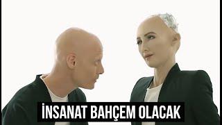 Robotların insanlık için söyledikleri korkunç şeyler