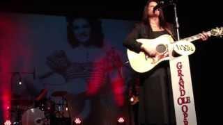 "Terri Clark ""It Wasn't God Who Made Honky Tonk Angels"" Live in Kingston, ON, 4/19/13"