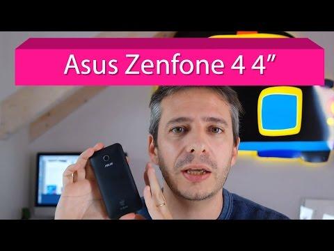 Asus Zenfone 4 da 4 pollici la recensione di HDblog.it