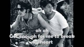 Dance until tomorrow - Jonas Brothers (New song) [Lyrics]