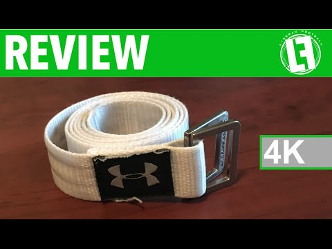 Review | Under Armour Belt