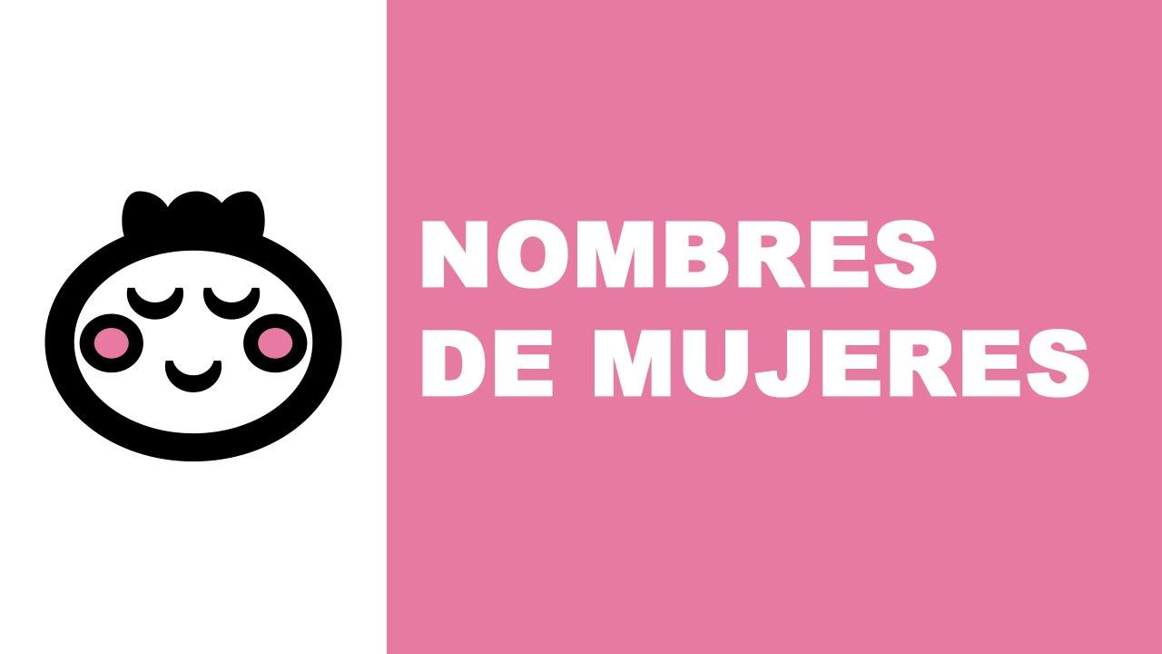 Nombres de mujeres - los mejores nombres de bebés - www.nombresparamibebe.com