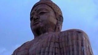 Buddha Statue in Bodhgaya, Bihar