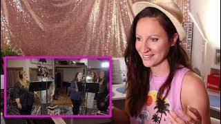 Vocal Coach REACTS to VOCTAVE- DISNEY PRINCESS MEDLEY