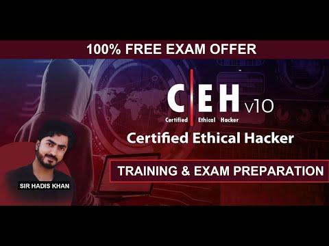 CEH Free Exam | Certified Ethical Hacking v10 Training in Urdu ...