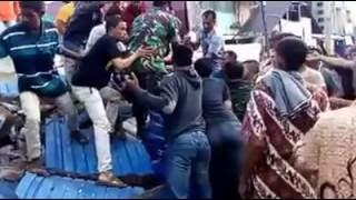 Ngeri Detik Detik Evakuasi Jenazah Korban Gempa Di Meureudu Pidie Jaya  7 Desember 2016