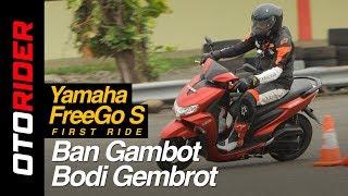 Yamaha Freego 2018 First Ride Indonesia   OtoRider