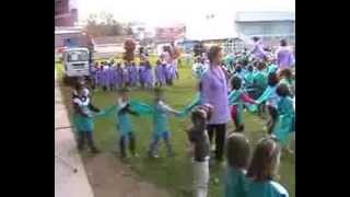 preview picture of video 'Arushi Lino ne Kopshtin e Femijeve Breshia ne Diber'