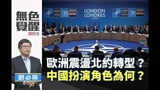 《無色覺醒》 劉必榮 |歐洲震盪北約轉型?中國扮演角色為何?|20200127