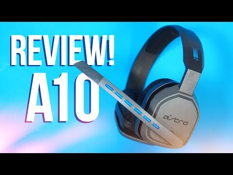 Astro A10 Gaming Headset Review – Only $60?!