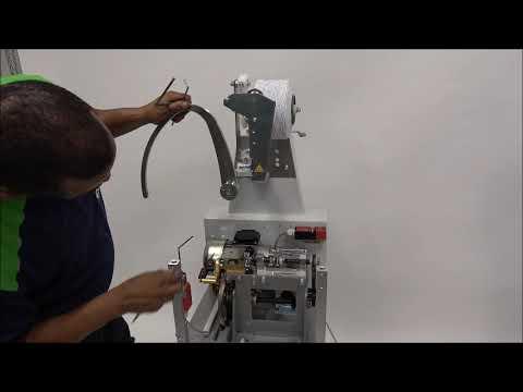 AXRO FQC2: L'aiguille du classeur ne revient pas à sa position de départ