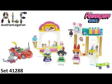 Vidéo LEGO Les Super Nanas (The Powerpuff Girls) 41288 : L'attaque de Mojo Jojo