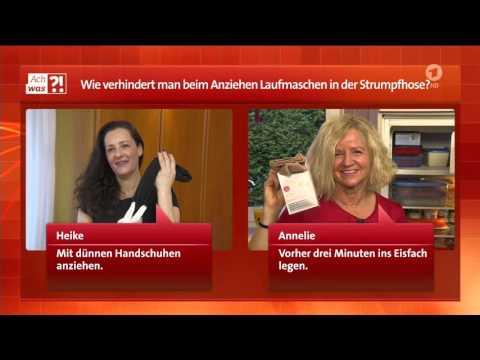 ARD-Buffet – Ach was! Strumpfhosen anziehen