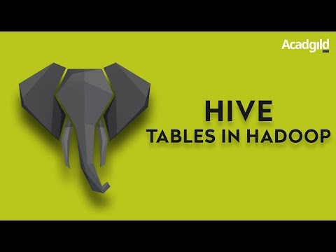 Hive Table Creation | Hive Tables | Hive View | Hive Tutorial | Big Data Tutorials for Beginners