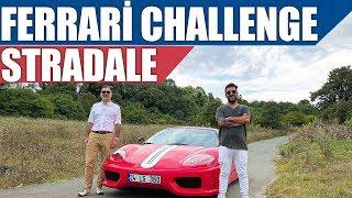 Ferrari Challenge Stradale   Street Legal Race Car