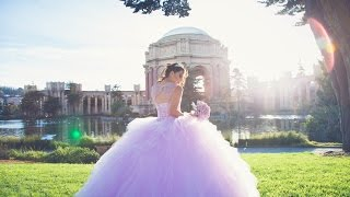 QUINCEANERA HIGHLIGHTS NATALY