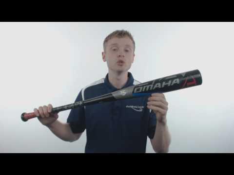 2018 Louisville Slugger Omaha 518 BBCOR Baseball Bat: WTLBBO518B3