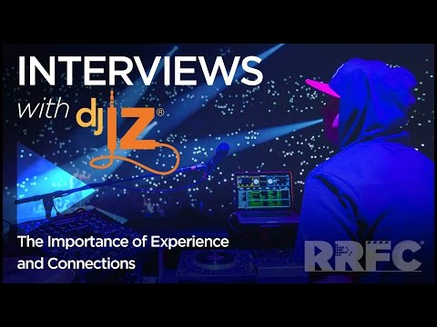 DJ IZ: The Importance of Experience and Connections
