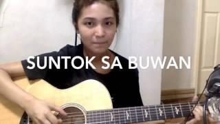 Suntok sa Buwan - Session Road (cover) - Rie Aliasas
