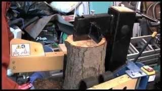 Sheppach Ox 1-650 Log Splitter.mov