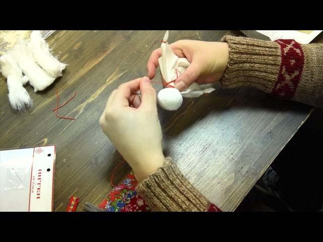 Создай своими руками куклу Берегиню
