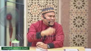Ustaz Abdullah Khairi  'UAK'  ᴴᴰl Nama Shj Melayu, Tapi Jawi Tak Pandai
