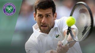 Wimbledon Rallies of the Decade | Gentlemen's Singles