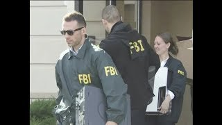 BREAKING! FBI CONDUCTS MASSIVE RAID INTO HILLARY CLINTON SUPPORTERS OFFICE!