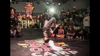 Dança de Rua - Red Bull  brasileiro na  dispulta 2013
