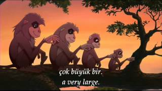 The Lion King 2 - We Are One (Turkish) Subs & Trans