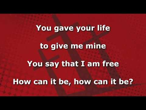 How Can It Be, Instrumental With Lyrics (Lauren Daigle)