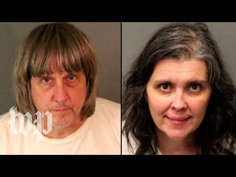 13 malnourished siblings rescued in California home