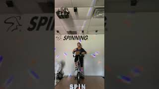 Spin class 40 minutes
