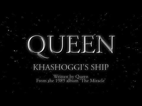 Khashoggi's Ship - Queen