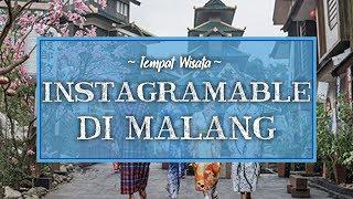 Tempat Wisata Instagramable di Malang, Ada Boon Pring Andeman Mirip Hutan Bambu Arashiyama Jepang