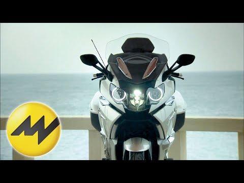 Lebensretter im Dunkeln | Innovative Motorradbeleuchtung | Motorvision