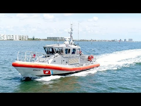 Boating Safety with the U.S. Coast Guard