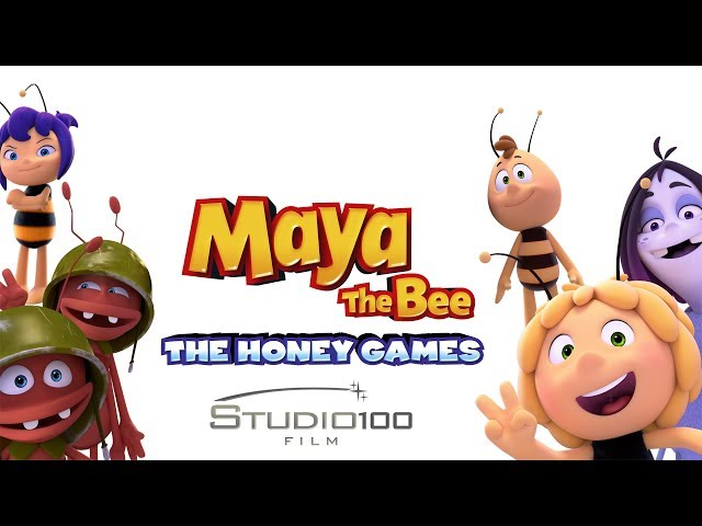 Maya The Bee - The Honey Games Official Trailer
