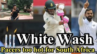 Poor Performance from South Africa   this time it's about Pace   INDvSA    BolWasim  