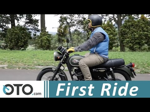 Test Ride Kawasaki W175: Retro, Lincah, Murah, Meriah? I OTO.com