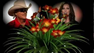 "Alan Jackson & Martina McBride - ""Louisiana Woman, Mississippi Man"""
