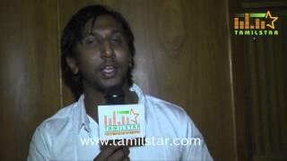 Gokul at Aaah Movie Press Meet