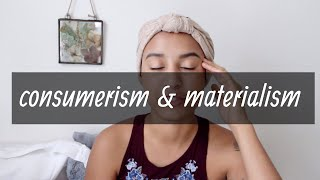 Subscription boxes & Materialism